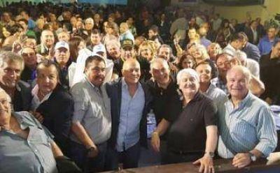 """""""No logramos la unidad por la enanez política de muchos dirigentes que conducen esa CGT que es un mamarracho"""""""