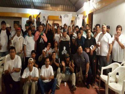 Elecciones en la UOCRA: La lista blanca recoge la adhesión de los constructores