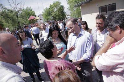Mejoran la conectividad vial en Lomas con más obras de bacheo