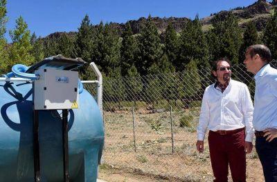 Manzano Amargo cuenta con nuevas plantas de agua potable y saneamiento