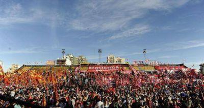 """La izquierda criticó a la CGT y llamó a """"recuperar los sindicatos para el clasismo"""""""
