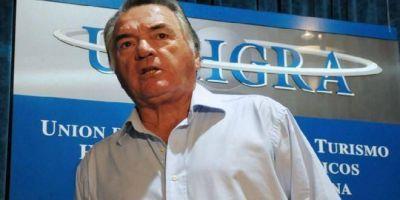 """Barrionuevo: """"Espero que no tengamos que hacer un paro"""""""