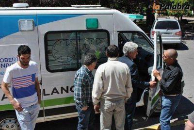 Zara entregó una nueva ambulancia para el hospital Pedro Ecay