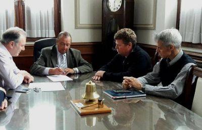 Una firma dedicada a fabricar maltas se radicará en el Parque Industrial