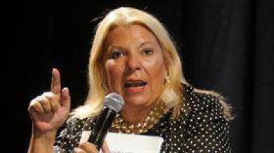 Más internas en el Gobierno: críticas de Carrió y Monzó a la campaña bonaerense