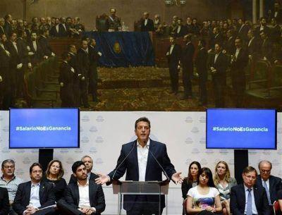 Con dos proyectos, avanza la reforma de Ganancias