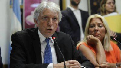 Cambios en Cancillería: Carlos Foradori confirmó su desplazamiento