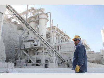 Cal: pactan la venta de 360 mil toneladas extra por año
