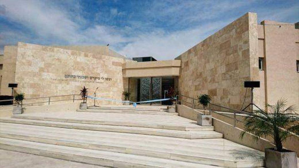 Se inauguró la sinagoga de Círculo Social Hebreo Argentino