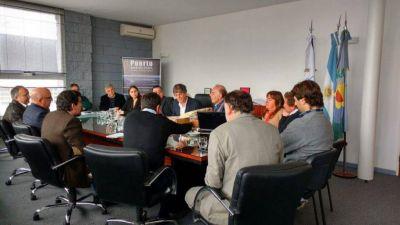 Dos empresas presentaron ofertas para dragar el puerto de Mar del Plata