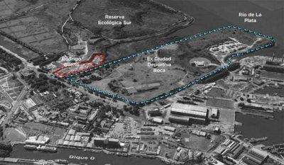 Proyectan la urbanización del barrio Rodrigo Bueno