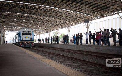 Cuenta regresiva: empezaron las pruebas del tren Constitución - Mar del Plata