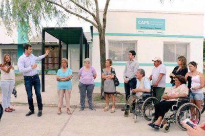 """Bucca: """"Hay un municipio que apuesta al desarrollo de los barrios"""""""
