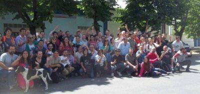 Dirigentes seccionales del FpV se reunieron en Saladillo e insistieron en avanzar en la unidad