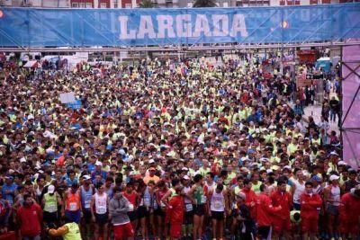 """Maratón: """"Los ojos del mundo estarán posados en Mar del Plata"""""""