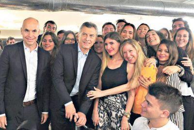 Macri ahora va por los convenios colectivos
