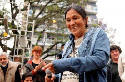 El primer juicio contra Milagro Sala será por protestar