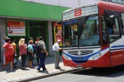 Oficialistas quieren subir el boleto urbano a más de $ 9