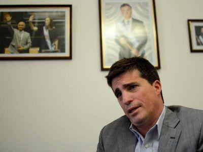 """Juan Pablo Allan, sobre las obras hidráulicas en La Plata: """"El plazo sigue siendo diciembre de 2017"""""""