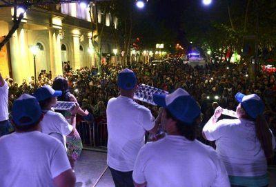 Fue un éxito la Feria de las Colectividades de San Fernando