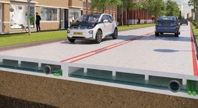 Holanda construirá carreteras con plástico reciclado para reducir el CO2