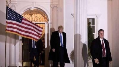 Trump presentó el plan con medidas para sus primeros 100 días de gobierno