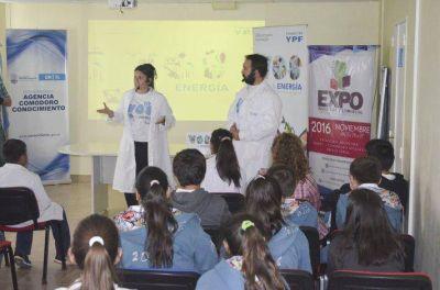 Comenzaron las conferencias de la III Expo Industrial