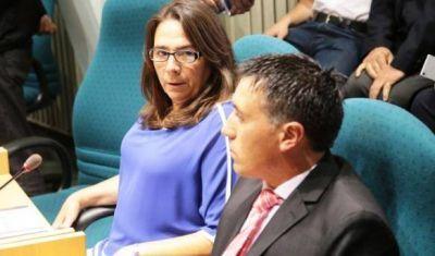 """Tratamiento de Coparticipación: """"No creo que se alcance este año"""", dijo Barría"""