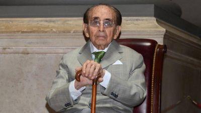 Murió el ex juez Carlos Fayt