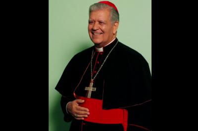 El cardenal Urosa asegura que el Papa está siempre pendiente de Venezuela