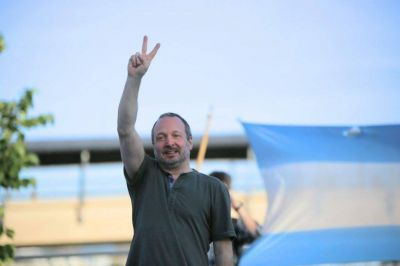 El sábado Martín Sabbatella encabezará un acto en Gualeguaychú