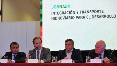 Trabajan en un sistema de puertos integrados del NEA argentino