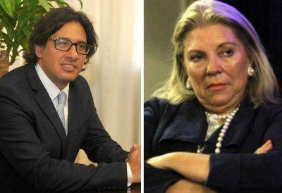 Germán Garavano, ante el reclamo de Elisa Carrió sobre Ricardo Lorenzetti: