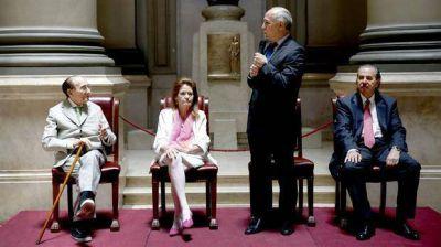 Ricardo Lorenzetti recordó a Carlos Fayt y la Corte Suprema expresó una