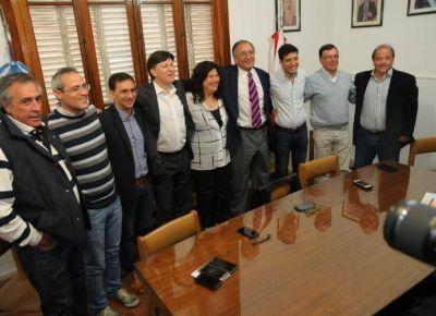 Riccardo es el nuevo presidente del radicalismo a nivel provincial