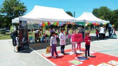 San Fernando celebró el Día Internacional de los Derechos del Niño