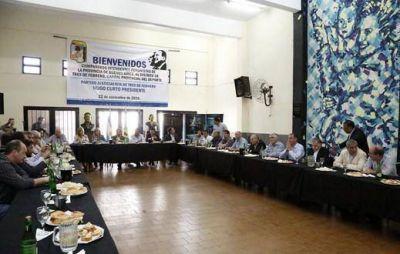 Presupuesto 2017: intendentes peronistas acercaron posiciones en Tres de Febrero