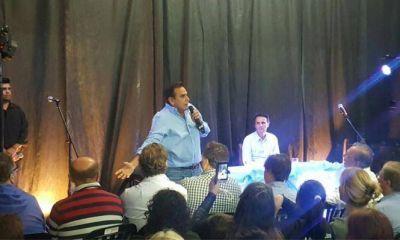 """Zúccaro y Molina renunciaron al PJ de Pilar """"para darle renovación y unidad"""" al partido"""