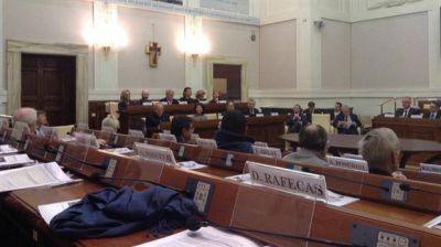 Comenzó en el Vaticano un taller sobre narcotráfico con la presencia del juez Daniel Rafecas