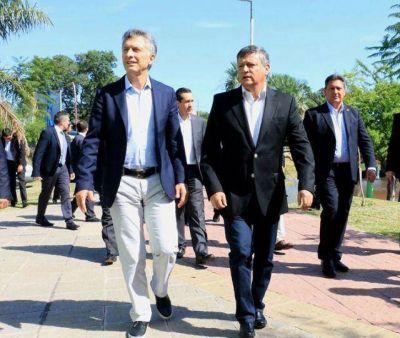 """""""Siempre es bueno que venga a caminar la provincia"""", declaró Peppo ante la visita del presidente Macri"""