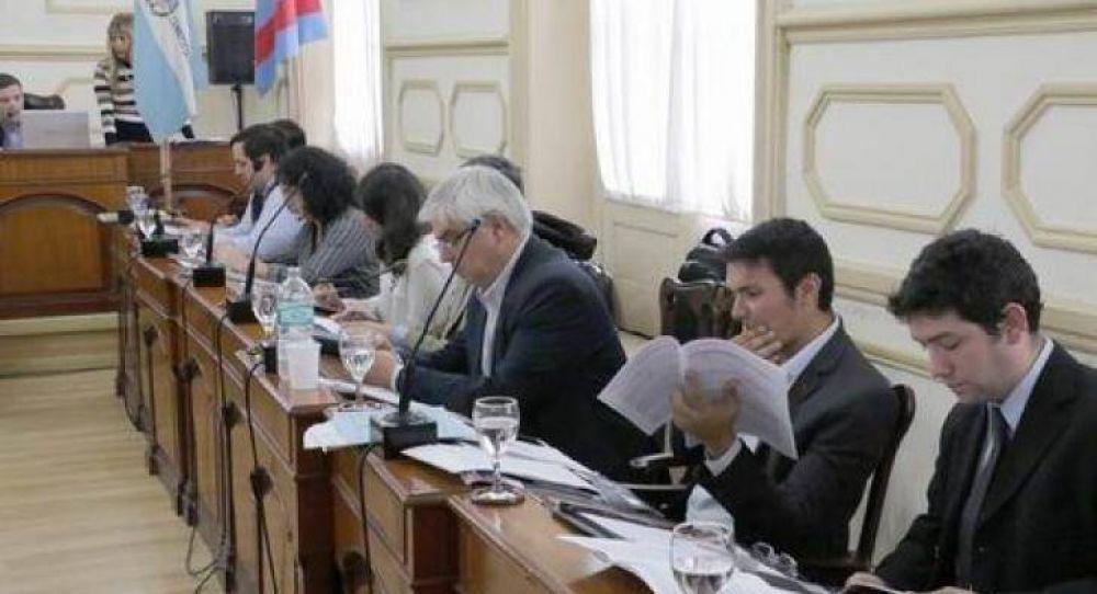Presupuesto trabado en el Concejo Deliberante