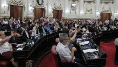 Sumando votos K, el PJ logró el primer guiño al Presupuesto