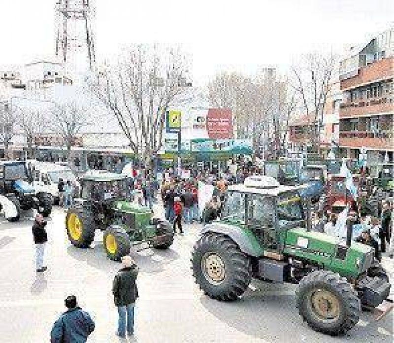 La Casa Rosada se ilusiona con el desgaste de la estrategia ruralista