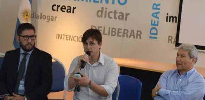 Río Atuel: Organizaciones intermedias se reunieron con diputados