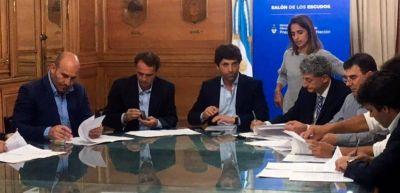 Firman convenio con la Nación por el barrio Las Praderas