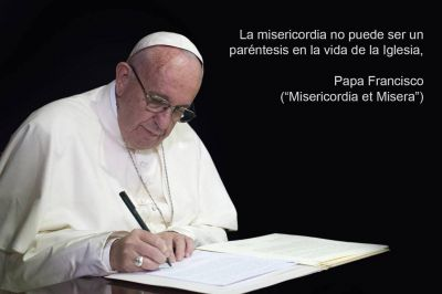 "19 claves para entender la carta del papa Francisco ""Misericordia et Misera"""