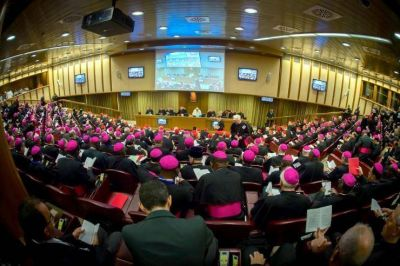 El Sínodo de los Obispos prepara un cuestionario para la Asamblea de 2018