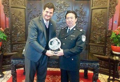 China colaborará con Argentina para combatir el crimen organizado