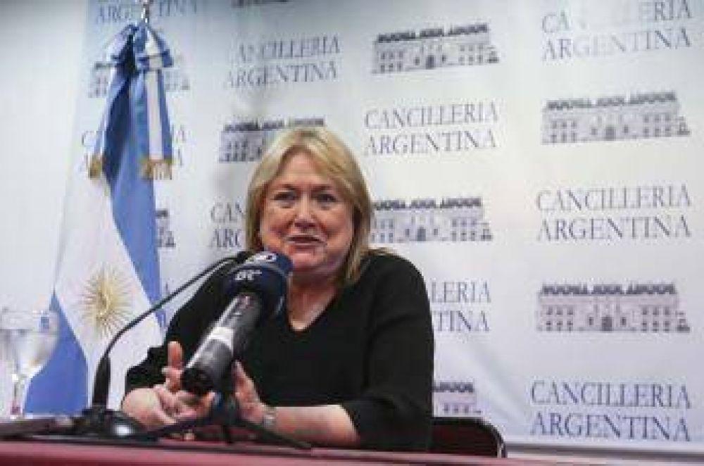 Argentina sigue reconociendo a Palestina como Estado