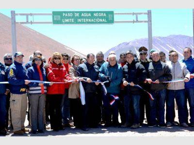 El paso a Chile, abierto para el tránsito desde el lunes 5